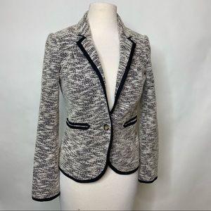 Cartonnier size 2 blazer jacket